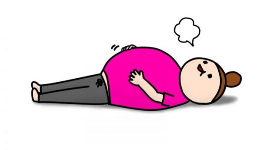 食べ過ぎて苦しい時の対処法!軽い運動や薬を使って吐き気を解消!