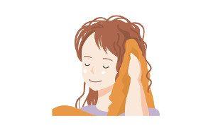 湿気 髪の毛 広がる