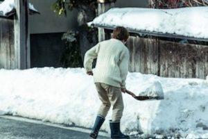 雪 滑らない ブーツ