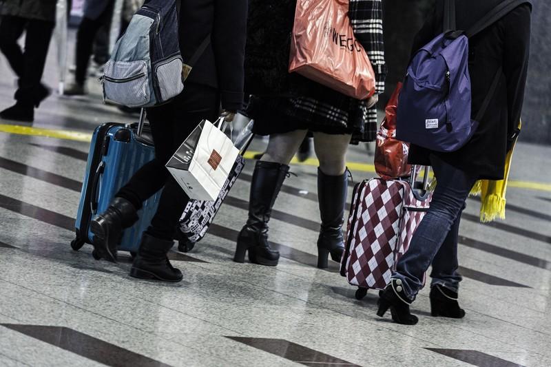 スーツケース 素材
