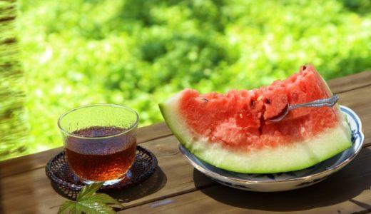 麦茶の栄養や成分は?ミネラル豊富で熱中症予防や血圧降下やむくみ解消!