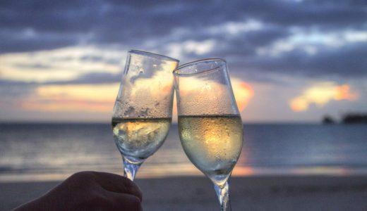 シャンパングラスの種類やおすすめ!フルートグラスのメリットやお手入れ方法は?