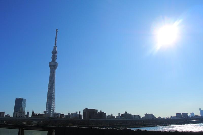 東京 不便