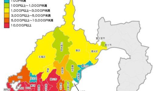 浜松の停電の復旧はいつ?台風24号の被害で4日に長引く?最新情報は?