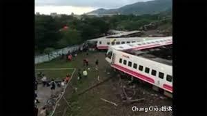 台湾の脱線事故で日本人の負傷者は?北東部特急脱線の被害状況まとめ!