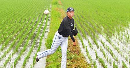 伊藤拓郎は戦力外で引退後結婚?高校1年最速で大谷翔平より速い!社会人野球はどこで?