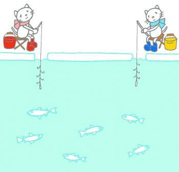 ワカサギ釣り 旬