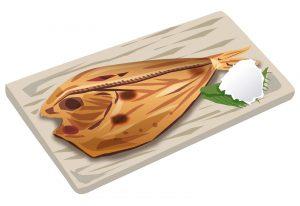 ホッケ 干物 選び方 種類 北海道
