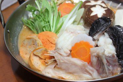 アンコウ 旬 時期 鍋 料理
