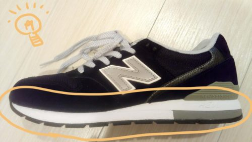 歩きやすいスニーカー 履きやすい 疲れない ニューバランス996