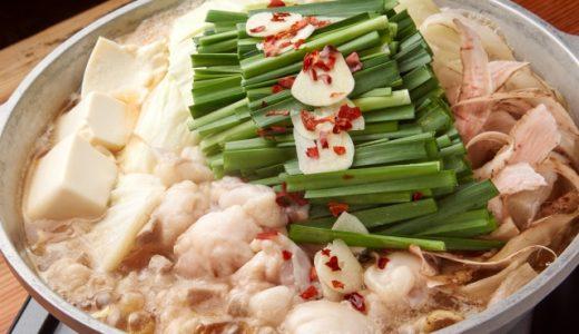 もつ鍋の野菜のおすすめと人気の材料!もつ鍋の種類や野菜の切り方や入れる順番!