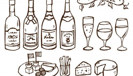 赤ワインと白ワインとロゼの味の違い!特徴に合う料理とグラスを紹介!