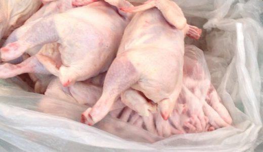 鶏ガラの栄養は体に良い効果が!低カロリーの簡単スープで健康かつ美肌に!