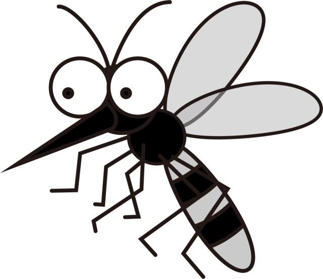 蚊 刺されやすい 人