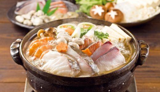 お鍋ダイエットがおすすめ!栄養豊富で綺麗に痩せる!美容効果は具材選びで決まる!