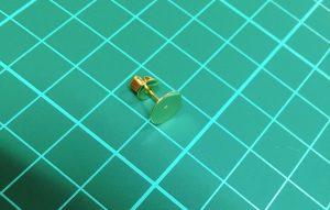 クラシカルボタン  ハンドメイド 簡単